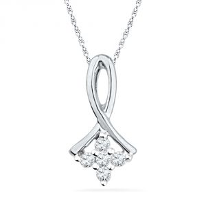 Buy Jpearls Alice Diamond Pendant online