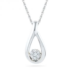Buy Jpearls Chrish Diamond Pendant online