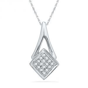Buy Jpearls Dishita Diamond Pendant online
