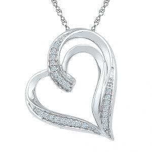 Buy Sri Jagdamba Pearls Avantika Diamond Pendant-ph074346 online