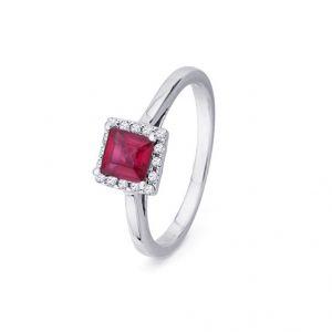 Buy Jpearls Mesmeric Finger Ring online