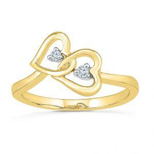 Buy Sri Jagdamba Pearls Angel Of My Heart Diamond Ring-rh022230 online