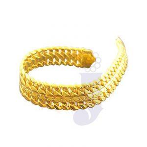 Jpearls Rex Gold Bracelet For Mens Online