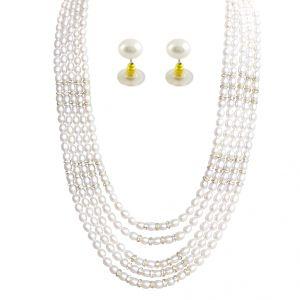 Buy Jpearls Graceful Gigantic Pearl Set online