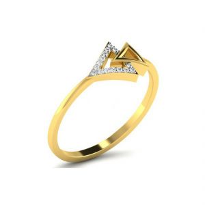 Buy Druvika 0.05ct Diamond Ring (tlr11013078 ) online