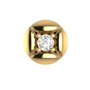 Buy Sri Jagdamba Pearls Aahva Diamond Nose Pin-vanp 1029 online