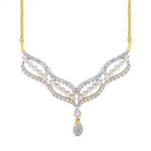 Buy Asmi Yellow Gold Diamond Tanmaniya Fpm461si-jk18y online