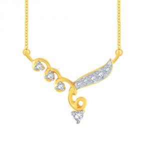 Buy Me-solitaire Yellow Gold Diamond Tanmaniya Ap658si-jk18y online