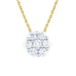 Buy Nakshatra Yellow Gold Diamond Pendant Npa103si-jk18y online