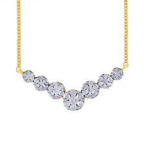 Buy Nirvana Yellow Gold Diamond Tanmaniya Ip017si-jk18y online