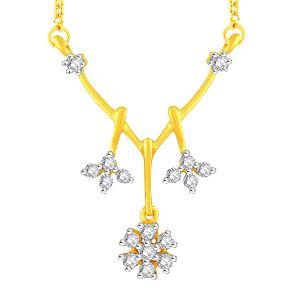 Buy Nakshatra Yellow Gold Diamond Tanmaniya Yp303si-jk18y online
