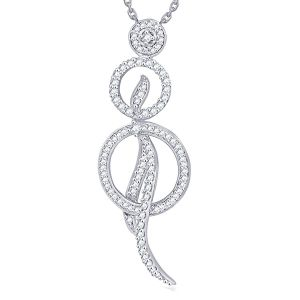 Buy Gili Yellow Gold Diamond Pendant Gpl467si-jk18y online