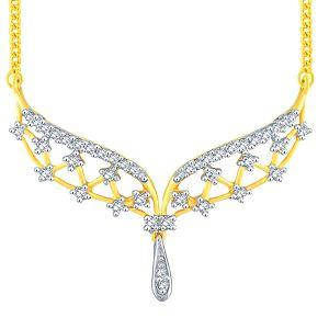 Buy Asmi Yellow Gold Diamond Tanmaniya Fp481si-jk18y online
