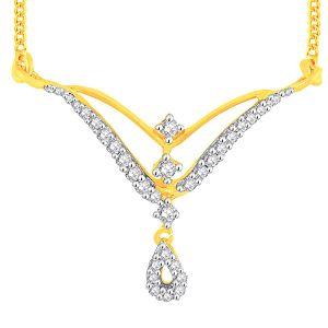 Buy Maya Diamond Yellow Gold Diamond Tanmaniya Up059si-jk18y online
