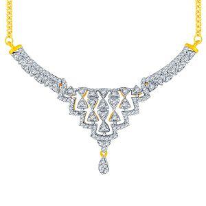 Buy Sangini Yellow Gold Diamond Tanmaniya Yp230si-jk18y online