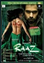 Raaz The Mystery Continues DVD