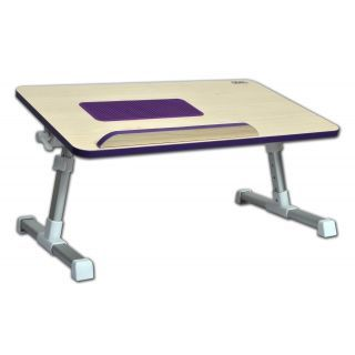 Buy Ergonomic Adjustable Study Table / Laptop Table With Cooling Fan Online  | Best Prices In India: Rediff Shopping