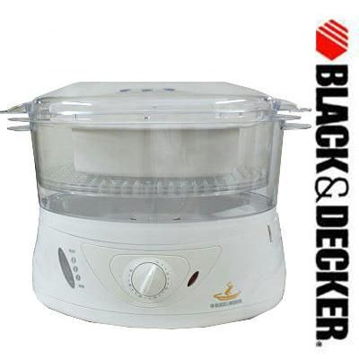 Black and decker steamer recipes