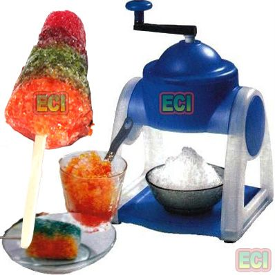 buy ice grater candy making machine frozen crushed shaved gola maker online