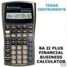 Financial Calculator Online >> Buy Texas Instrument Ba Ii Plus Financial Calculator Online