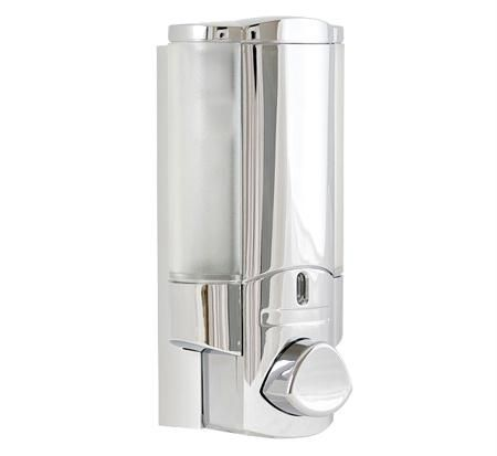 buy steel finish premium liquid touch soap dispenser online