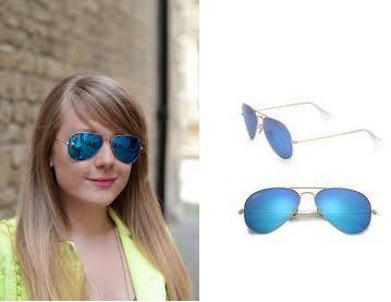 f6dea8c9d4c58 Buy Stylish Blue Mirror Sunglasses Online