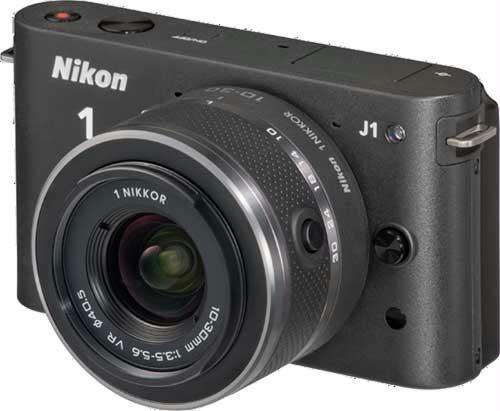 Nikon 1 J1 SLR Camera