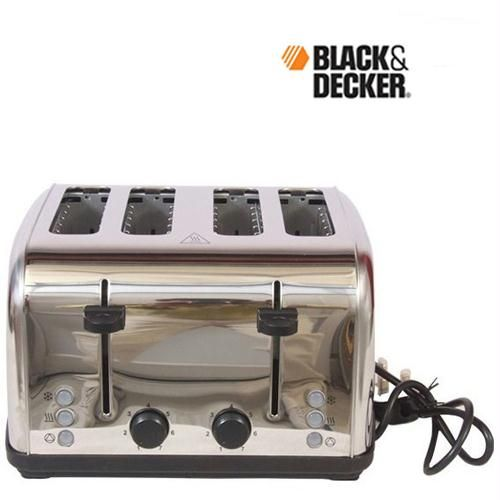 Black & Decker Cool Touch Toaster ET304