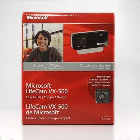 Microsoft lifecam vx 500 treiber.