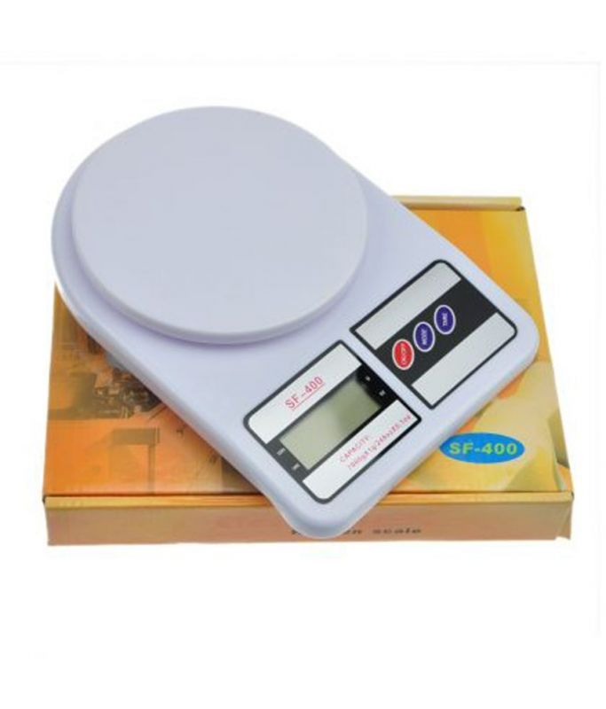 Buy Mcp Kitchen Scale 7kg LCD Weighing Scale online