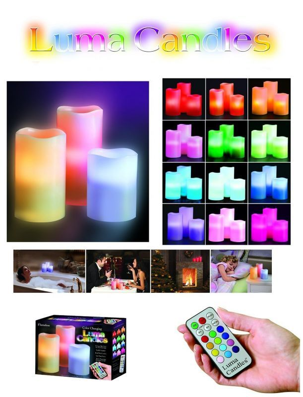 Buy 3 Candle Set online