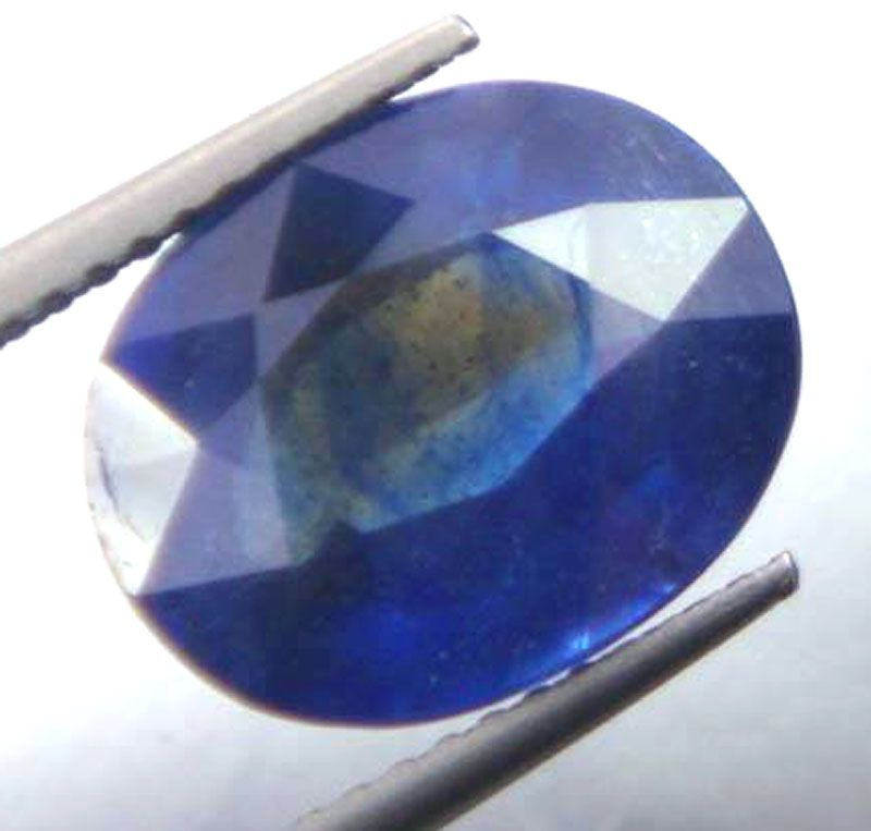 Buy Lab Certified Premium 6.53cts Natural Blue Sapphire/neelam online