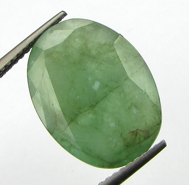 Buy Lab Certified 8.48cts Natural Untreated Emerald/panna online