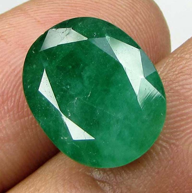 Buy Lab Certified 5.65cts Natural Zambian Emerald/panna online