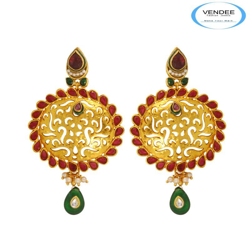 Buy Vendee Royal Fashion Earring Jewelry online