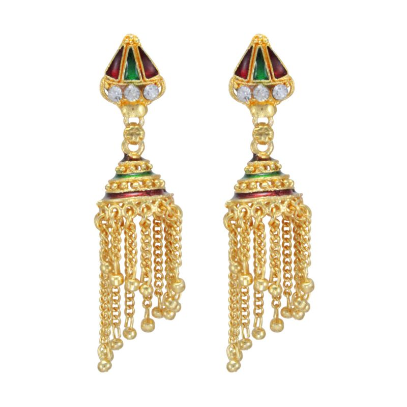Buy Vendee Fashion Marvellous Dangler Earrings online