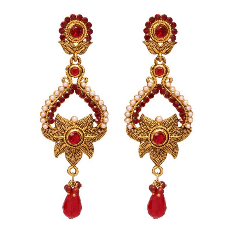 Buy Vendee Beautiful Fashion Earrings online