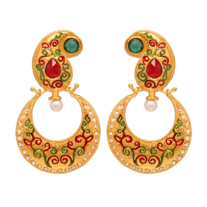 Buy Vendee Fashion Admirable Earrings online