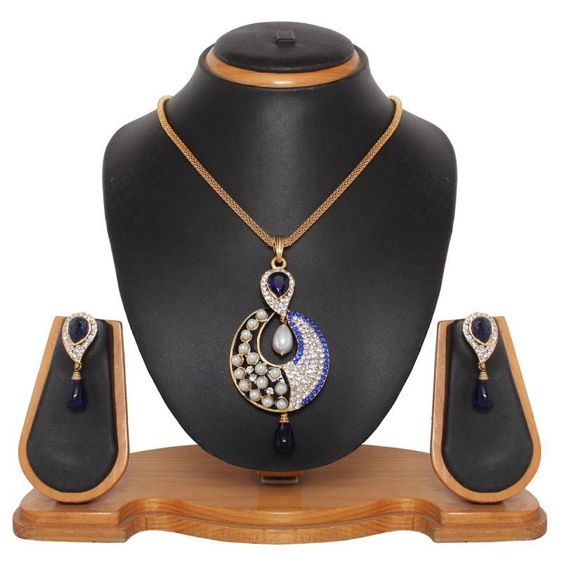 Buy Vendee Fashion Royal Pendant set online