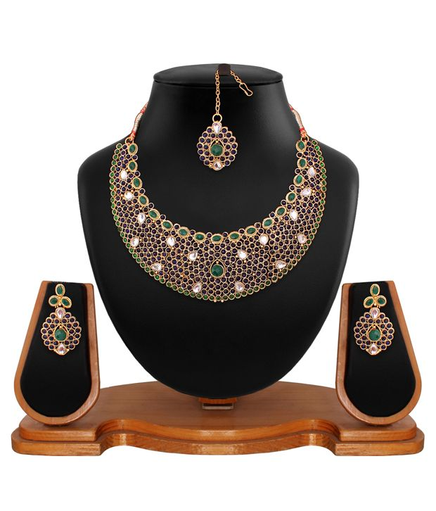 Buy Beautiful Bridal Necklace Set online