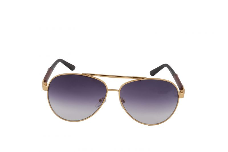 Buy Petrol Golden Aviators Sunglasses For Men online