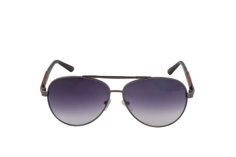 Buy Petrol Violet Aviators Sunglasses For Men online