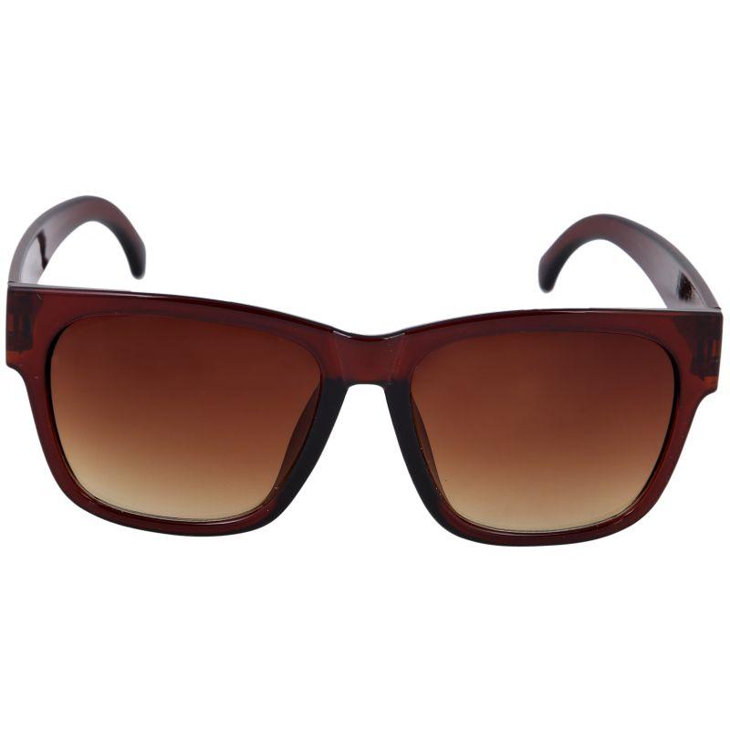 Buy Nectar Brown Wayfarer Sunglasses For Men online