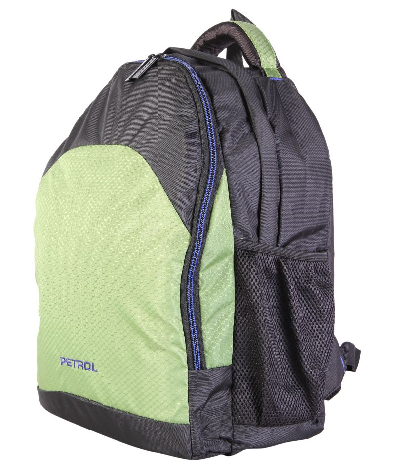 Buy Petrol Green Laptop Bag online
