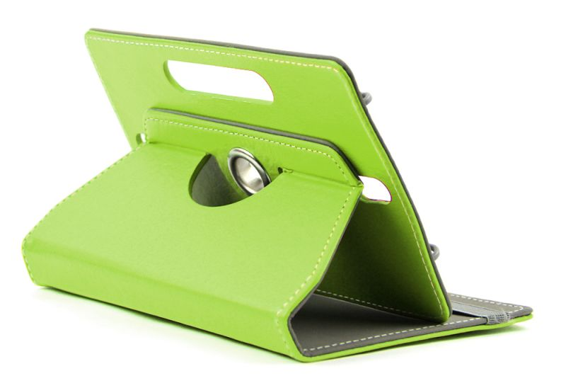 Buy Domo Book Cover For 7 Inch Tablet PC (green) online