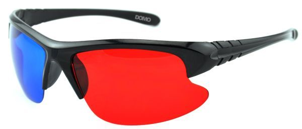 Buy Domo Nhance Rb420p Anaglyph Passive Red And Blue 3d Video Glasses online