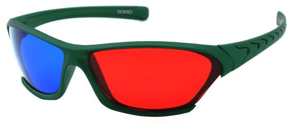 Buy Domo Nhance Rb560p Anaglyph Passive Red And Blue 3d Video Glasses online