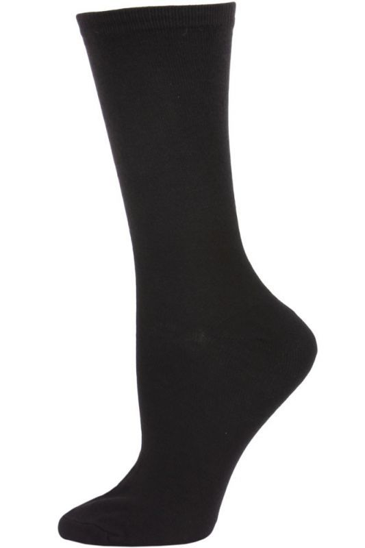 Buy Sagaa Unisex Black Cotton Socks Pack Of 3 online