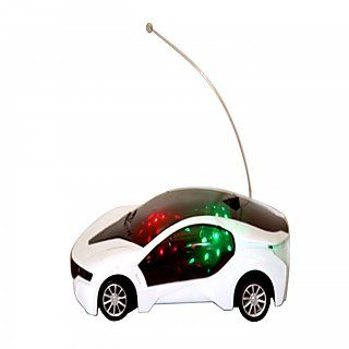 Buy High Speed Abs Plastic Light Weight Remote Controlled Sports Car online