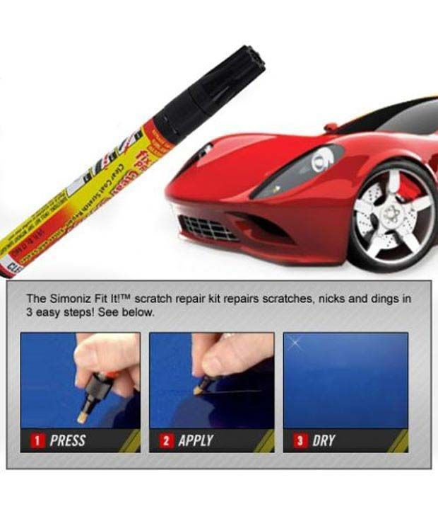 Buy Rg Scratch Remover Pen Instant - Car And Bike online
